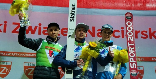 Zupancic wins the competition in Wisła! Murańka leads the Beskidy Cup!