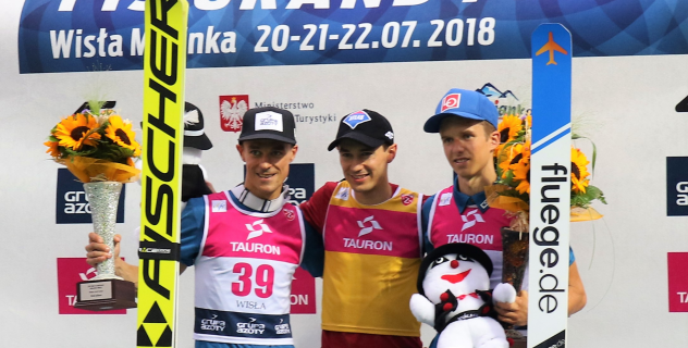 FIS Grand Prix 2018: Polish athletes dominated the inauguration competition in Wisła!