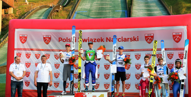 Philipp Aschenwald wins in Szczyrk! He is the leader of Beskydy Tour