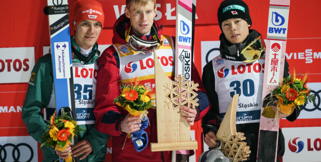 FIS World Cup Wisła 2018: Klimov won the individual competition!