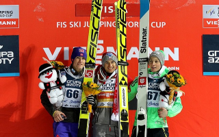 Double victory of Kamil Stoch in Wisla!