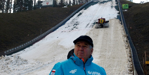 Observe the preparations for FIS World Cup in Wisła in new camera!