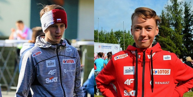 Polish representation for FIS World Cup in Wisła